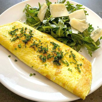 Omelet Prancis