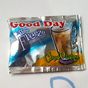 Good Day Coffe Freeze Choc Orange