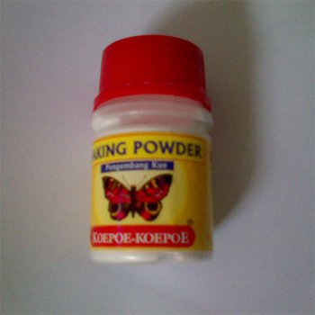 Koepoe-kopoe Baking Powder