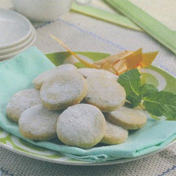 Havermut Coffe Cookies