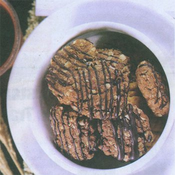 Havermout Chocolate Cookies