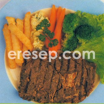 Beef Steak Pavarotti