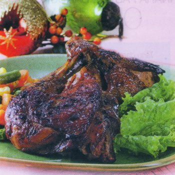 Ayam Bakar Lemon