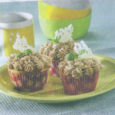 Cup Cake Pisang