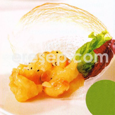 Fried Prawn Mayonaise