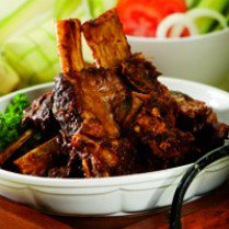 Oriental Spicy Ribs