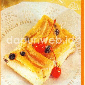 Puding Danish Pastry